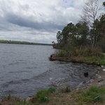 Catfish lake boat launch