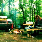 Wolf ford horse camp