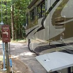 Hoosier national forest rv dump station