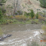 Horse creek campground shoshone nf