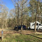 Wrangler campground natchez trace sp