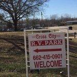 Cross city rv park