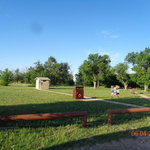 Felt picnic area
