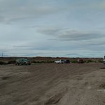 Bisti badlands parking access