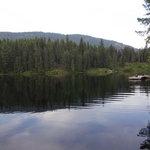 Robinson lake campground