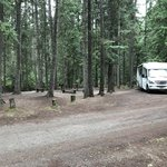 Robinson lake campground