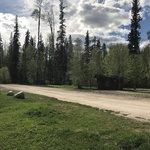 Hay lake campground