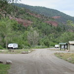 Caddis flats campground