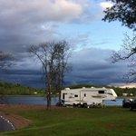 Sunday lake overnight parking