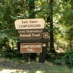Sam owen campground
