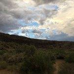 Rio pueblo primitive campground orilla verde recreation area