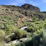 Rio pueblo primitive campground orilla verde recreation area