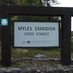 Charge pond campground myles standish sf
