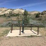 Elkhorn campground little missouri national grassland