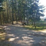 100 mile house campground
