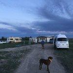 Honeys park camping