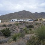 Bare bones campground