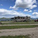 White swan park campground