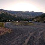 White bird gravel pit recreation site