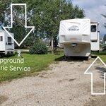 Pioneer campground alberta