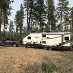 Ruchert road dispersed camping