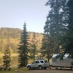 Goose lake camping area