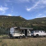 Hugh otte camping area