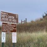 Sheps canyon primitive campsites