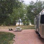 Cascade campground angostura
