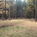 Ojibwa campground recreation area
