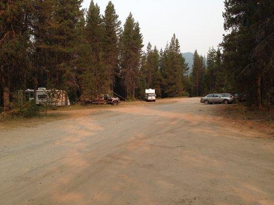 Trillium lake airstrip