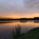 James lake recreation site