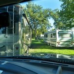 Pastime park campground