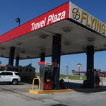 Flying j travel plaza peculiar mo