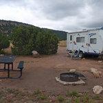Sand gulch campground