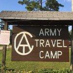 Weston lake recreation area military famcamp