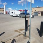 Co op cardlock gas station rv dump