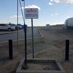 Co op cardlock gas station rv dump