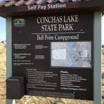 Bell point campground conchas lake sp