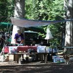 Tin can flat campground
