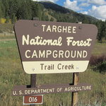 Trail creek campground caribou targhee nf