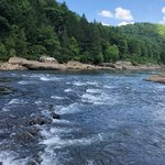 Gauley tailwaters campground