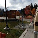 Golden municipal campground rv park