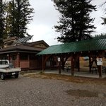 Golden municipal campground rv park