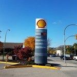 Kelowna shell station