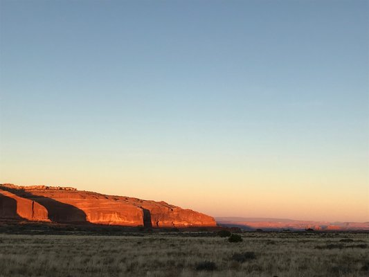 Lone mesa group campground