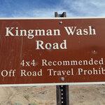 Kingman wash