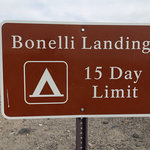 Bonelli landing