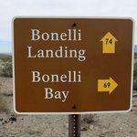 Bonelli bay