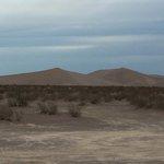 Big dune dispersed